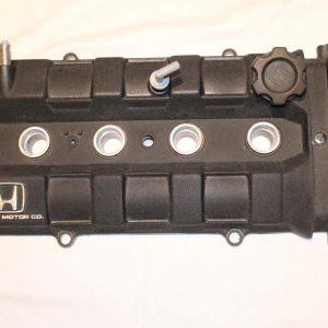 Ventildeckel 16V - neu lackiert Kreusellack + Dichtungssatz - Honda Prelude BA4 88-91